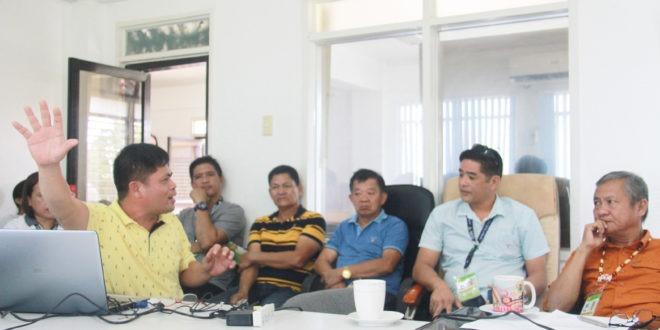 CMU Bulletin: CMU CAPACITATE iRDE Project team explores for possible LGU partnership