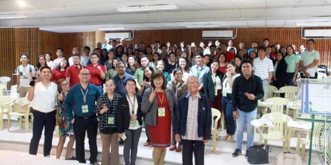 IN PHOTOS: Employees' Orientation held at Nursing AV Hall, January 15.