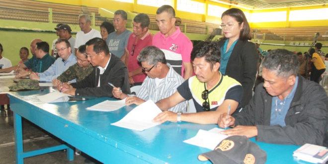 CMU, BTL convenes for MOA Signing