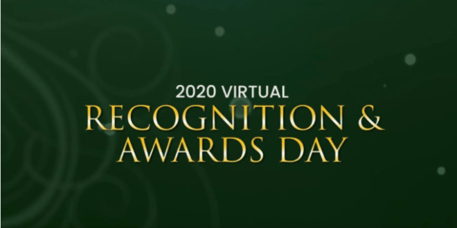New Normal: CMU recognizes academic, special awardees through virtual recognition