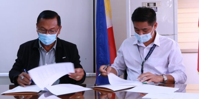 CMU inks agreement with LGU Kibawe for its first extension class