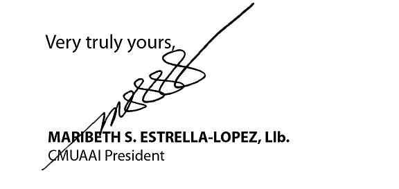 MARIBETH S. ESTRELLA-LOPEZ Llb.