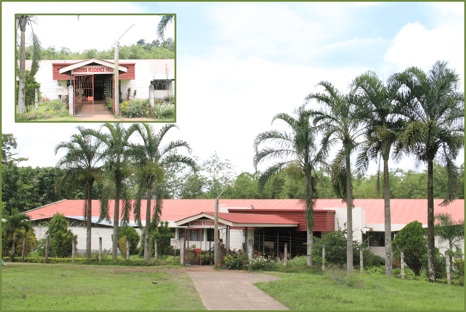 Gardenia Residence Hall