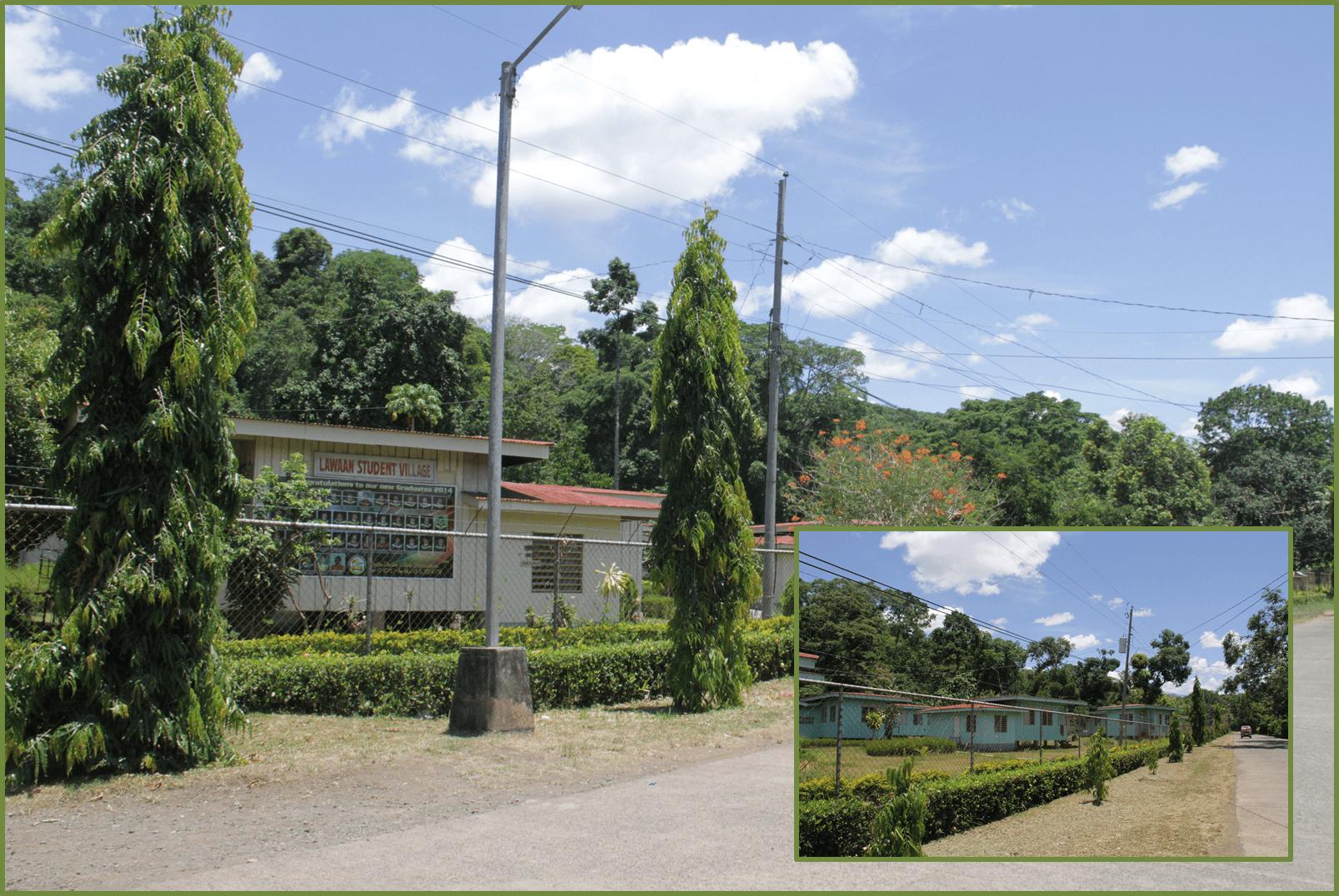 Lawaan Student Village