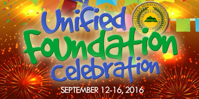 Unified Foundation Celebration 2016