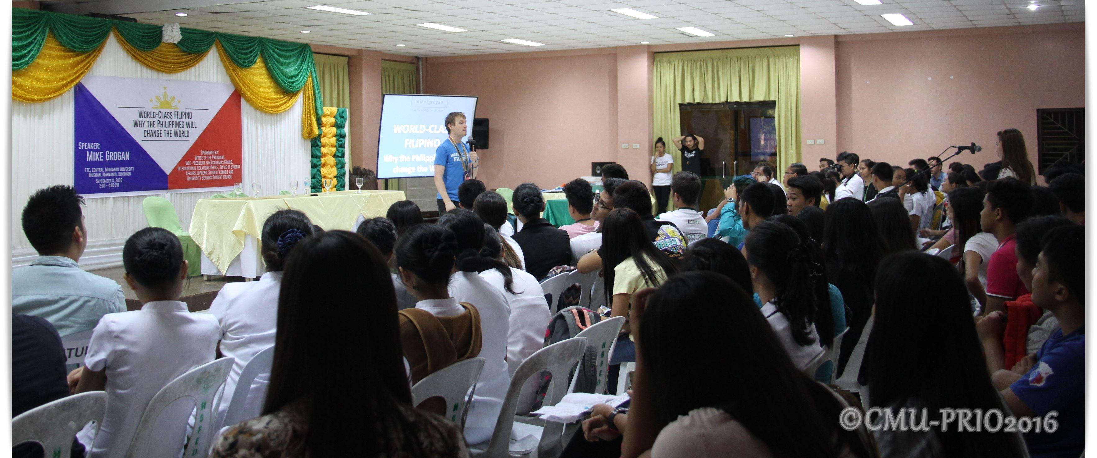 World Class Filipino