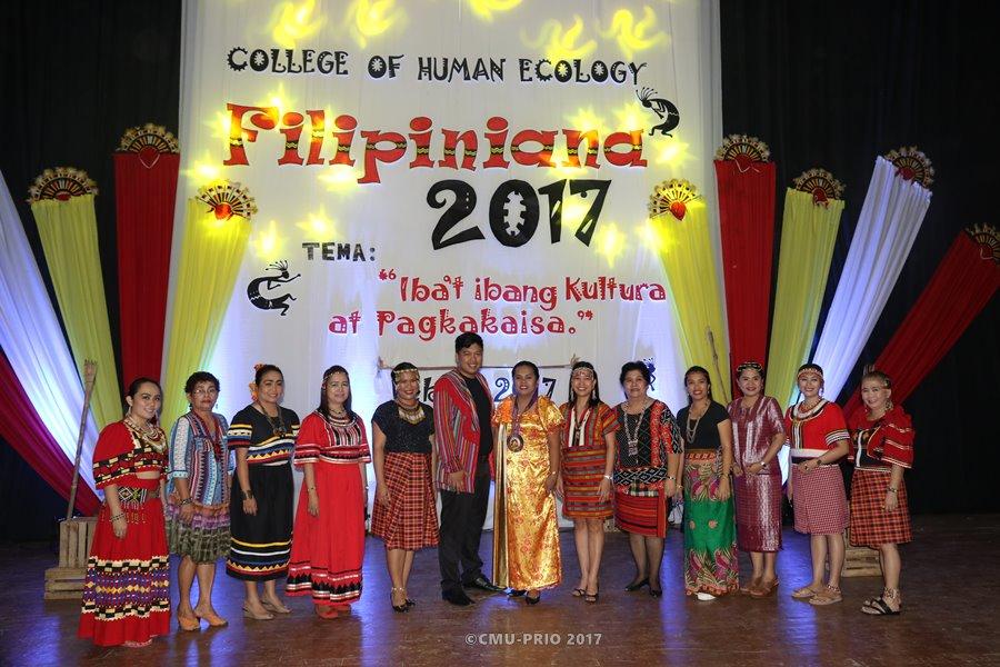 Filipiniana 2017