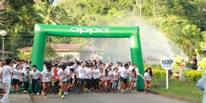 IN PHOTOS: SSC's Color Fun Run 2017