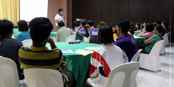 CMU hosts DA's cassava seminar