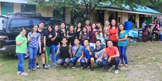 56 CMU-SHS students join DSPC 2017