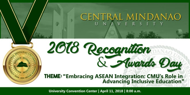 recognition 2018