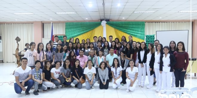 IN PHOTOS: Balik Alumni Seminar Series 2