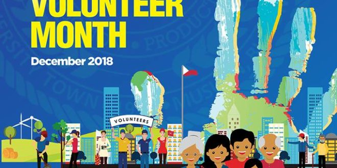 Volunteerism: 'Sense of Self-Satisfaction'