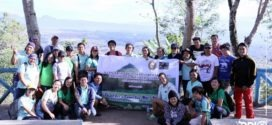 """IN PHOTOS: The Center for Biodiversity Research and Extension in Mindanao (CEBREM) organized a """"Climb for a Cause for Mt. Musuan."""""""