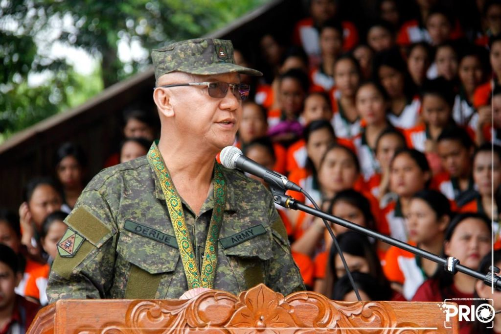 IN PHOTOS: Regional Annual Administrative and Tactical Inspection SY 2018-2019