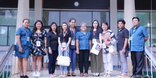 IN PHOTOS: MSU General Santos City Benchmarking activity