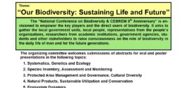 LOOK: CEBREM is inviting all interested individuals to participate in the National Conference on Biodiversity and CEBREM 8th Anniversary