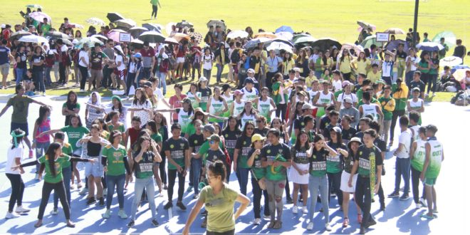 IN PHOTOS: The Opening Program of PALARO 2019 held at the CMU Grandstand