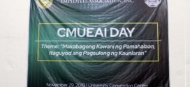 IN PHOTOS: Staff from different units and colleges of the university celebrated CMUEAI DAY, November 29