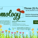 HIRING: The Department of Entomology is looking for Three (3) New Faculty Members