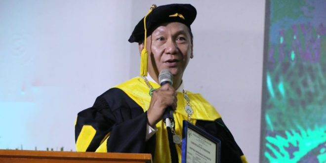 Investiture Address of the 9th President of Central Mindanao University