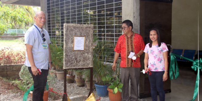 CMU Inaugurates Php705 Thousand worth New GCC building