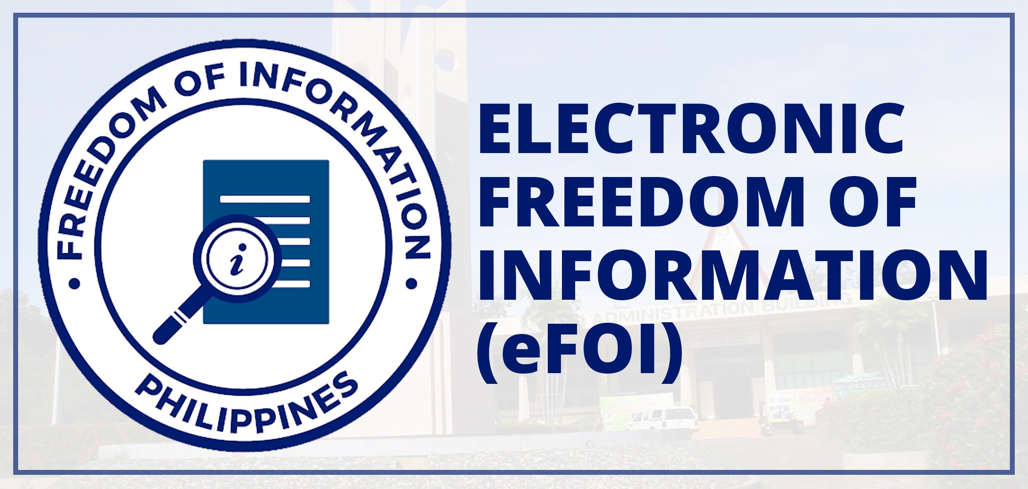 Electronic Freedom of Information