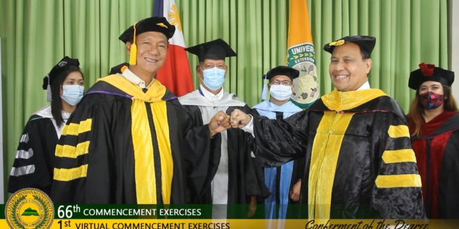 CMU holds virtual commencement exercises