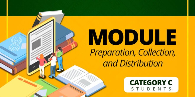 LOOK: Module Preparation, Collection, and Distribution Process