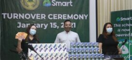 Smart Communications Turn-over Ceremony to Central Mindanao University