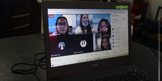 Virtual Meeting of Central Mindanao University for PhilCanEduCon Magic 7+ Development Program
