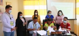 "CMU inks agreement with Dologon through a project titled ""Sustainable holistic approach for Rural Agri-based Enterprise Development Project of IP's and Informal settler's in Musuan, Dologon, Maramag, Bukidnon (Shared IP's)"""
